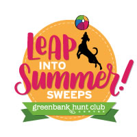 Leap into Summer Sweeps at Greenbank and Hunt Club