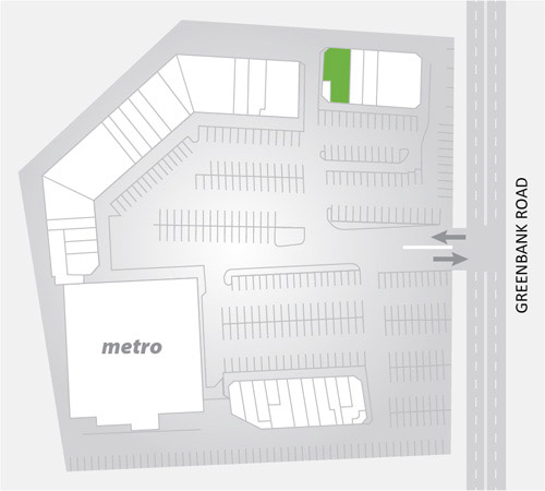 Pet Valu Location map